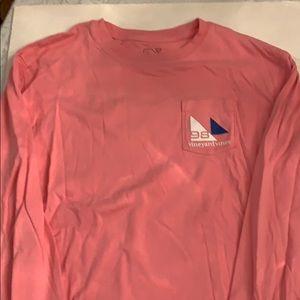 Vineyard Vines long sleeve tee shirt